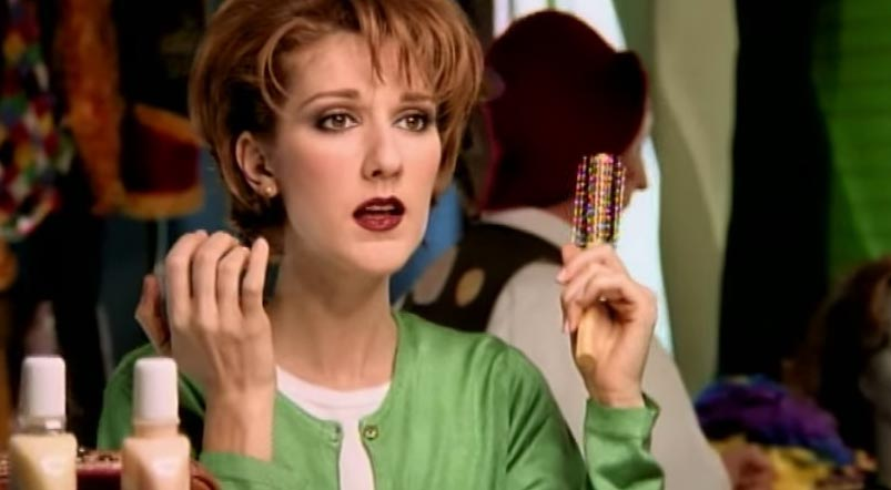 Céline Dion - Falling Into You - Official Music Video