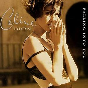 Céline Dion - Falling Into You - single cover