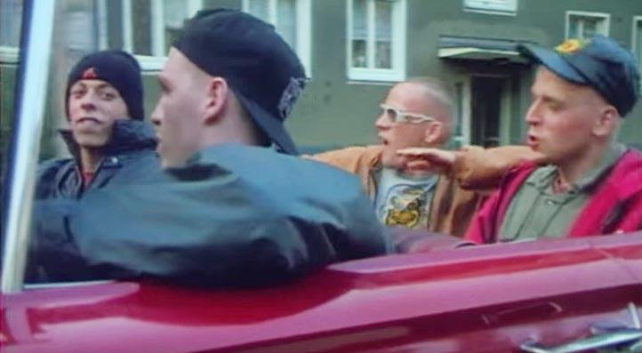 Die Fantastischen Vier - Die Da ?! - Official Music Video