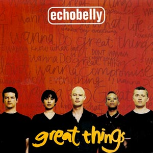 Echobelly - Great Things - single cover