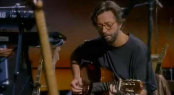 Eric Clapton - Tears In Heaven - Official Music Video