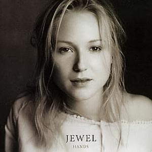 Jewel Kilcher - Hands - single cover