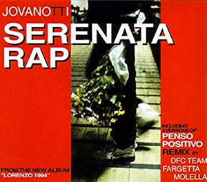Jovanotti - Serenata rap - single cover