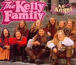The Kelly Family - An Angel - single cover