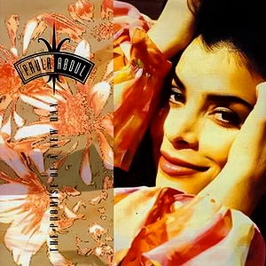 Paula Abdul - The Promise Of A New Day - single cover