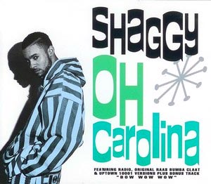 Shaggy - Oh Carolina - single cover