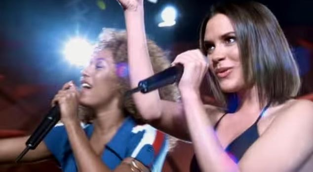 Spice Girls - Mama - Official Music Video