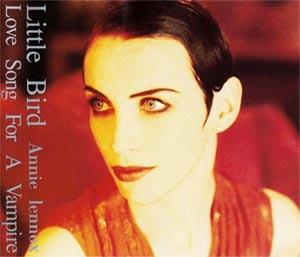 Annie Lennox - Liittle Bird - Love Song For A Vampire - single cover