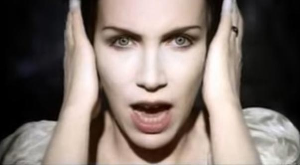 Annie Lennox - Love Song For A Vampire - Official Music Video