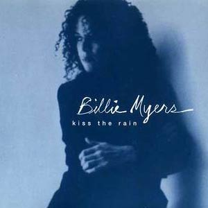 Billie Myers - Kiss The Rain - single cover