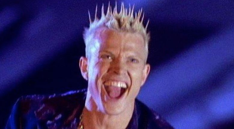 Billy Idol - Shock To The System - Official Music Video