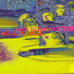 Billy Idol - Shock To The System - Single Cover