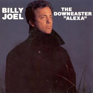 Billy Joel - The Downeaster Alexa - single cover