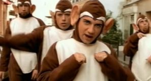 Bloodhound Gang - The Bad Touch - Official Music Video