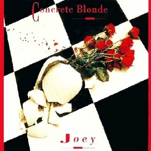 Concrete Blonde - Joey - single cover