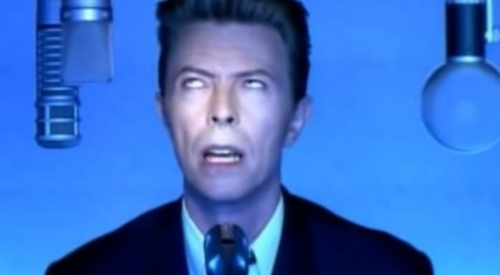 David Bowie - Jump They Say - Official Music Video