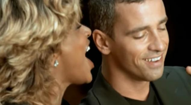 Eros Ramazzotti & Tina Turner - Cose Della Vita – Can't Stop Thinking of You - Official Music Video