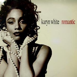 Karyn White - Romantic - single cover