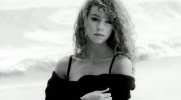 Mariah Carey - Love Takes Time - Official Music Video