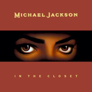 Michael Jackson - In The Closet - single cover