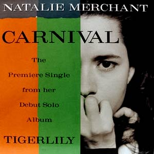 Natalie Merchant - Carnival - single cover