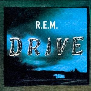 R.E.M. - Drive - single cover