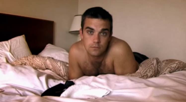 Robbie Williams - Strong - Official Music Video