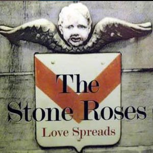 The Stone Roses - Love Spreads - single cover