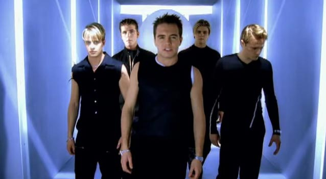 Westlife - Flying Without Wings - Official Music Video