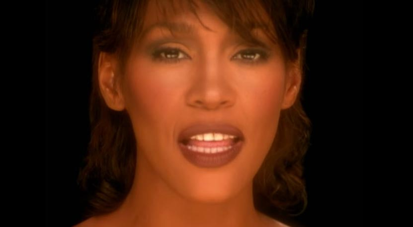 Whitney Houston - Exhale (Shoop Shoop) - Official Music Video