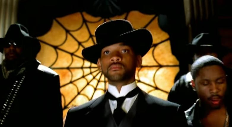 Will Smith featuring Dru Hill and Kool Moe Dee - Wild Wild West - Official Music Video