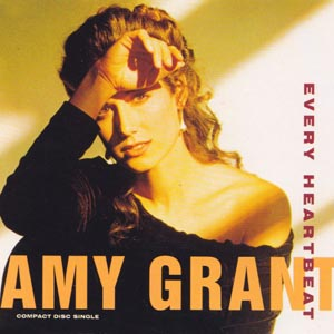 Amy Grant - Every Heartbeat - single cover