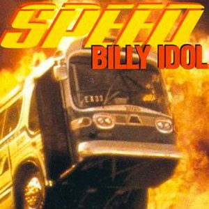 Billy Idol - Speed - single cover