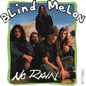 Blind Melon - No Rain - single cover