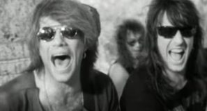 Bon Jovi - I'll Sleep When I'm Dead - Official Music Video