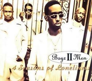 Boyz II Men - 4 Seasons Of Loneliness - single cover