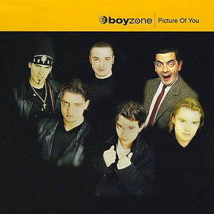 Boyzone - Picture Of You - single cover