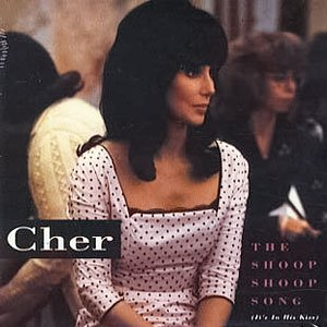 Cher - The Shoop Shoop Song (It's In His Kiss) - single cover