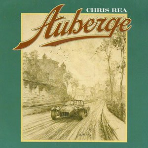 Chris Rea - Auberge - single cover