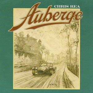 Chris Rea - Auberge - single cover