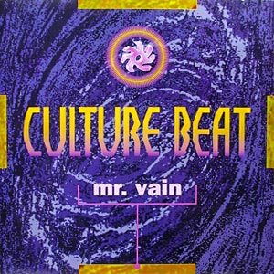 Culture Beat - Mr. Vain - single cover