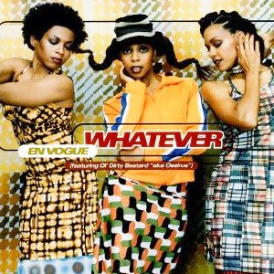 En Vogue - Whatever - single cover