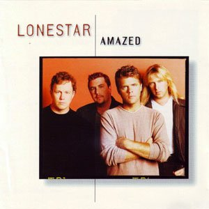 Lonestar - Amazed - single cover