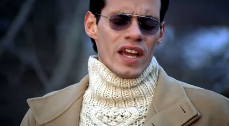 Marc Anthony - You Sang To Me - Official Music Video