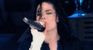 Michael Jackson - Give In To Me - Official Music Video
