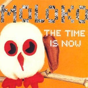 Moloko - The Time Is Now - single cover