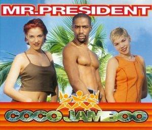 Mr. President - Coco Jamboo - single cover