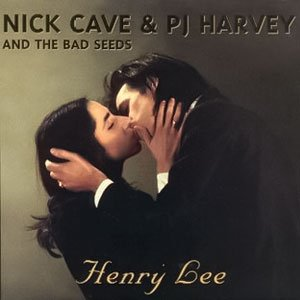 Nick Cave & PJ Harvey and The Bad Seeds - Henry Lee - single cover