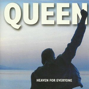 Queen - Heaven For Everyone - single cover