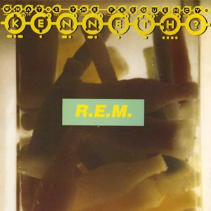 R.E.M. - What's The Frequency, Kenneth? - single cover